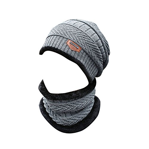 Cable Knit Beanie by Tough Headwear - Thick, Soft & Warm Chunky Beanie Hats for Women & Men (with 5+ Colors) (Chunky Wool Hat)