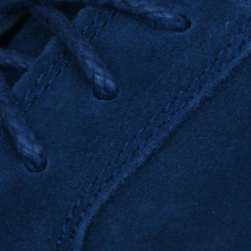 Timberland Ek Tempesta Buck Lite V Ftm Uomini Oxford Lace Up Blu Brogue