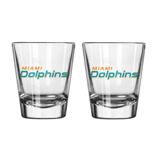 Miami Dolphins Shot Glass - 7