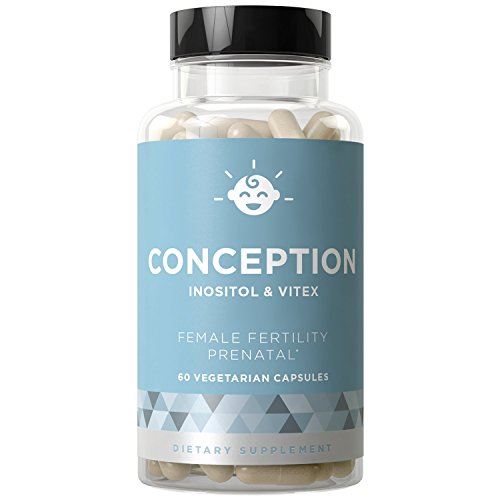 15. Eu Natural – Conception Prenatal Vitamin