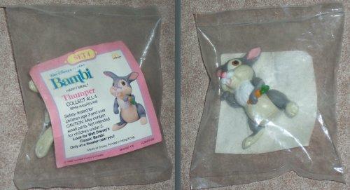 (McDonalds - Disney's Classic BAMBI #4 - Thumper Figurine -)