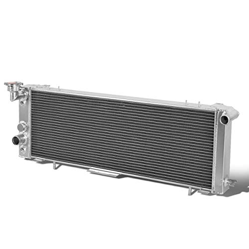 For Jeep Cherokee 3-Row Full Aluminum Racing Radiator