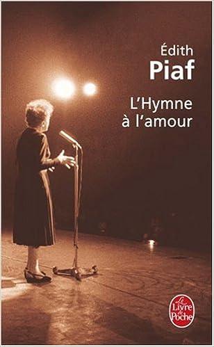 En ligne téléchargement L'Hymne à l'amour pdf epub