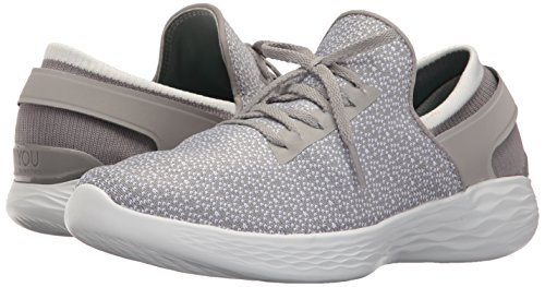 Skechers Women's You Inspire Slip-On Shoe,Gray,7.5 M US by Skechers (Image #6)