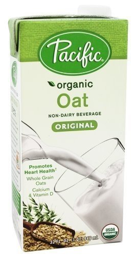 4 Savers Package:Pacific Natural Naturally Oat Original Beverage (12x32 Oz) by Pacific Foods