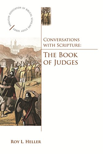Conversations with Scripture - The Book of Judges (Anglican Association of Biblical Scholars Study) (Anglican Associatio