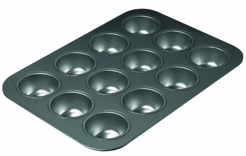 Chicago Metallic Professional 12-Cup Non-Stick Muffin - Pan Cup Muffin Professional 12