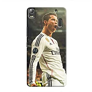 Cover It Up - Cristiano Ronaldo Yeah! A7000 / K3 Note Hard Case