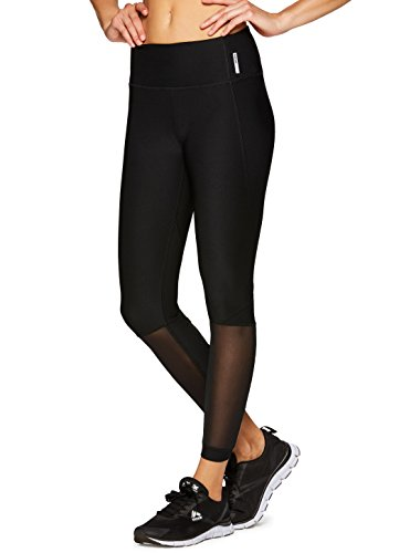 RBX-Active-Womens-Workout-Yoga-Ankle-Legging-With-Side-Detail