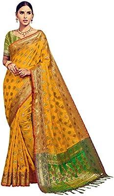 Indian Sari Traditional Cultural Designer Fancy Ethnic Wedding Party Wear Saree