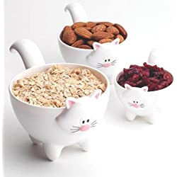 HIC Harold Import Co. 12422-HIC Meow Measuring Cups Home Decor Products