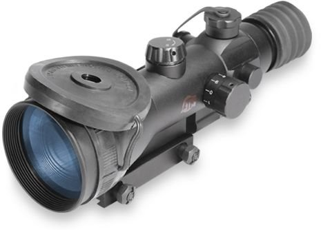 ATN NVWSARS4WP Ares 4X Gen WPT Night Vision Weapon Rifle Sco