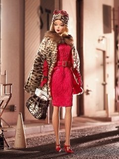 Gold Label Limited Edition Silkstone Barbie Doll Red Hot Reviews Silkstone Barbie Gold Label