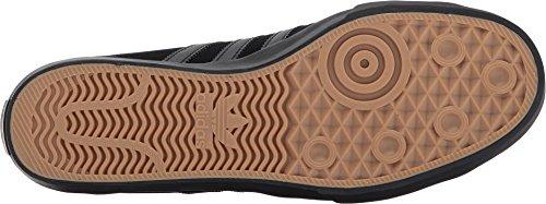 "adidas Skateboarding Herren Matchcourt High RX2 ""Top Ten Kern Schwarz / Kern Schwarz / Gold Metallic"