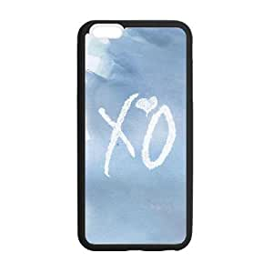 the Case Shop- The Weeknd XO Band TPU Rubber Hard Back Case Silicone Cover Skin for iPhone 6 Plus 5.5 Inch , i6pxq-371