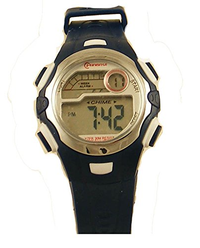 Navy Blue Digital Sport Watch - 7