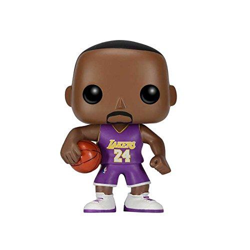 Funko Pop Asia NBA Kobe Bryant #24 Purple Jersey by Funko