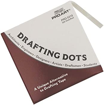 Pro Art Drafting Dots Roll