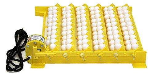 Universal Egg Racks - Hova-Bator GQF Automatic Egg Turner - Quail to Duck Egg