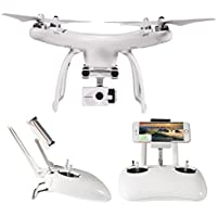 UPair One Plus Drone with 2.7K Camera, 5.8G APP Transmit Live Video, 2.4G Remote Controller, GPS Auto Return Function, a key to Return, Beginners Drone (2.7KPLUS)
