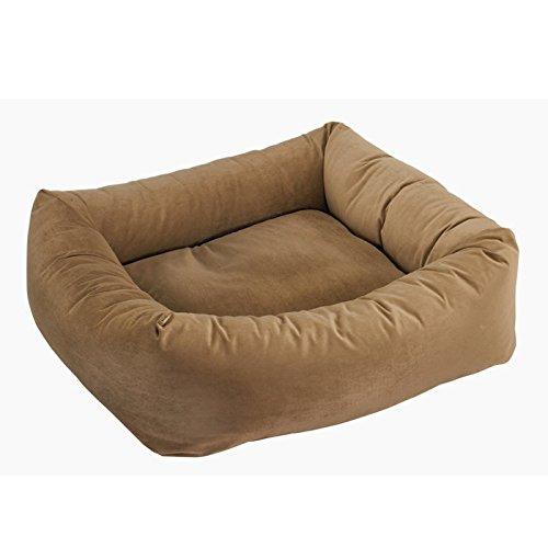Dutchie Diamond Micro-Velvet Dog Bed (Bed Dutchie Dog Diamond)