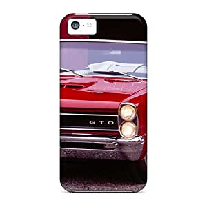 Cute Appearance Cover/tpu Pontiac Gto Case For Iphone 5c