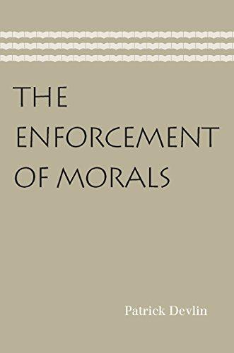 The Enforcement of Morals