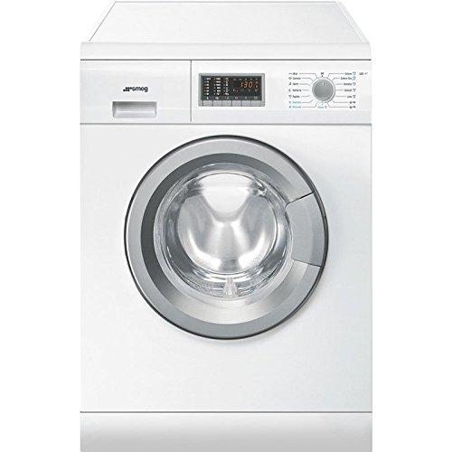 Smeg LSE147 Independiente Carga frontal A Blanco lavadora ...