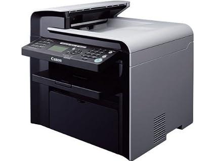 Canon Equipo Multifuncion Laser Negro Mf4550D A4 25ipm USB ...