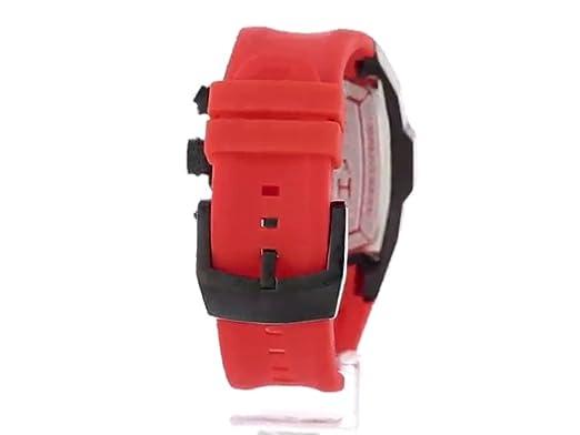 Collar De Cuero Rojo Grande 10 Set Completo Caja Todo £ 50.99 precio de venta