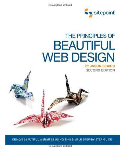 The Principals of Beautiful Web Design