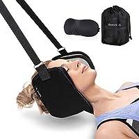 Hals Hängematte Nackenhängematte Kopf Nackenmassagegerät für Nacken und Schulter Bessere Hals Relax Für Büro Haus für...