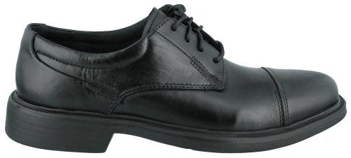 Bostonian Men's Wenham Dress Lace Up,Black Leather,9.5 W US