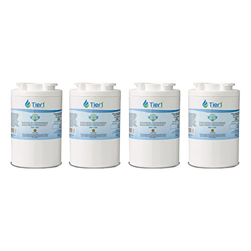 Tier1 Replacement Amana 12527304 WF401 Clean N Clear, 12527304, WF401S, WF401P, Kenmore 46-9014, 46-9904 Refrigerator Water Filter 4 (12527304 Amana Water Filter)