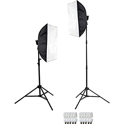 Westcott 481 2-Light Daylight D5 Softbox Kit by Westcott