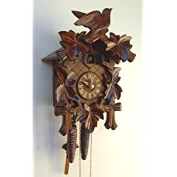 Cuckoo Clock Five Leaves, Bird