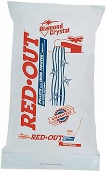 Amazon Com Diamond Crystal 100012469 Red Out Water Softener Salt Pellet 80 Lb Home Improvement