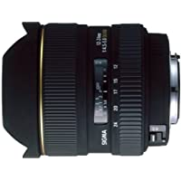Sigma 12-24mm f/4.5-5.6 EX DG IF HSM Aspherical Ultra Wide Angle Zoom Lens for Canon SLR Cameras