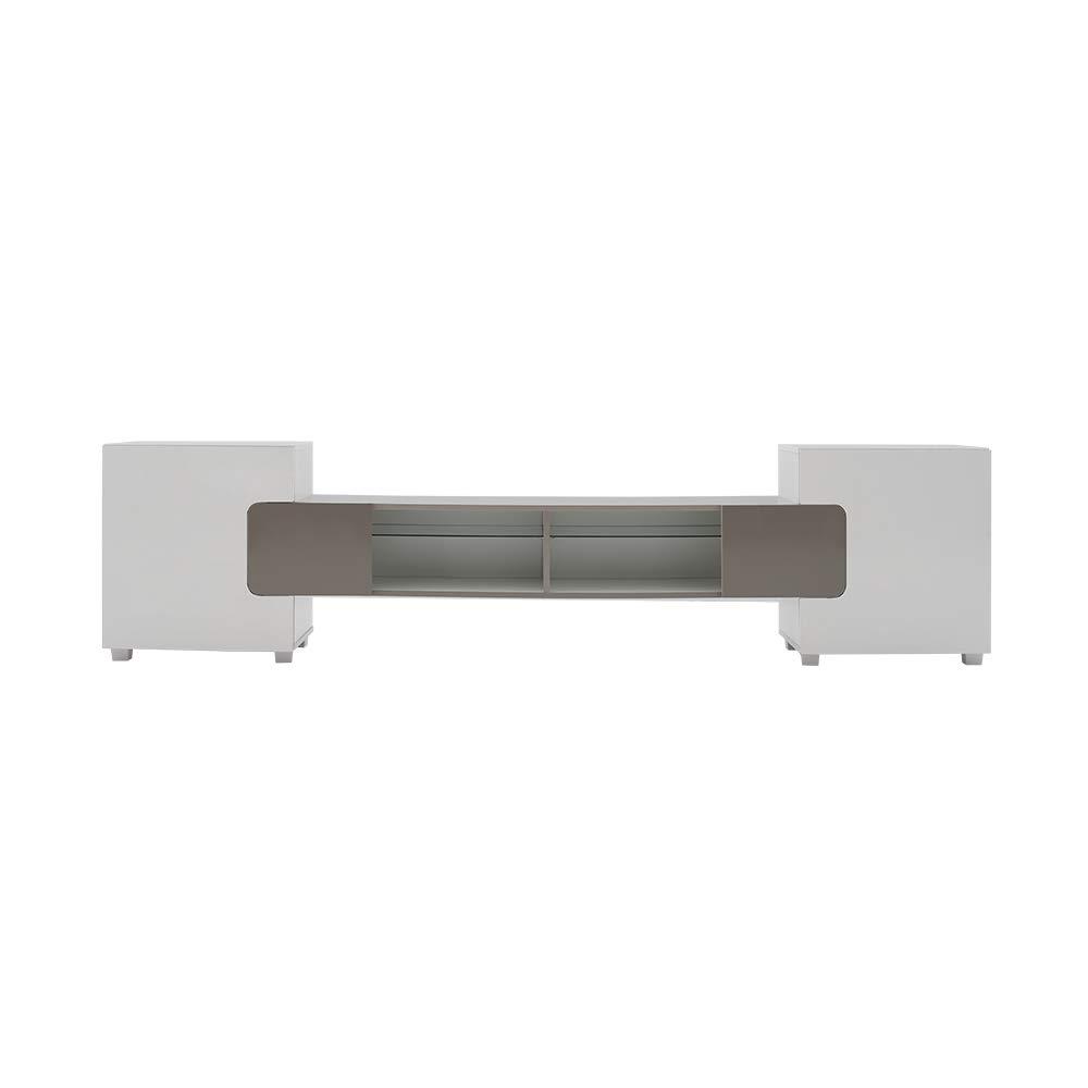 Soddyenergy Mueble para televisor de 230 cm, diseño Moderno ...
