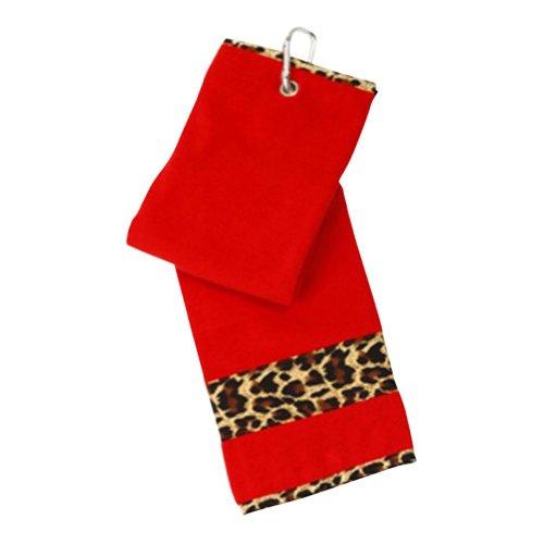 - Glove It Women's Towel (Leopard)