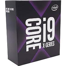 Intel Core i9-9820X - Procesador (16.5 MB SmartCache, DDR4-2666, 10 núcleos de 3.3 GHz, LGA 2066, Velocidad del Bus 8 GT/s DMI3, litografía 14 NM)