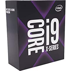 Intel Core i9-9820X X-Series Processor 10 Cores up to 4. 1GHz Turbo Unlocked LGA2066 X299 Series 165W
