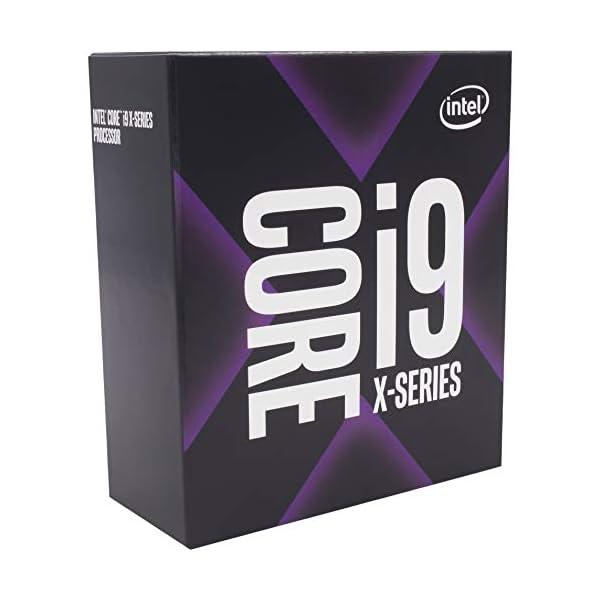 Intel Core i9-9820X X-Series 3.Ghz Ten-Core Lga 2066 Processor 3.10 BX80673I99820X