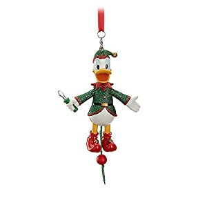 Disney Donald Duck Articulated Figural Ornament