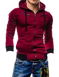 Legou Man Hoodie Sweater cardigan Hooded Sweater