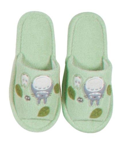 Totoro - Japanese Slipper Green by SENKO