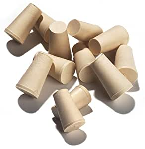 Toddy Rubber Stoppers (12-pack)