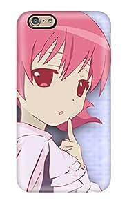 Flexible Tpu Back Case Cover For Iphone 4/4s - Anime Inu X Boku Ss Roromiya Karuta