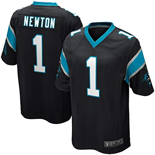 Cozyrooma Mens #1_Cam_Newton_Carolina_Panthers_Black Game - Mens Jerseys Panthers