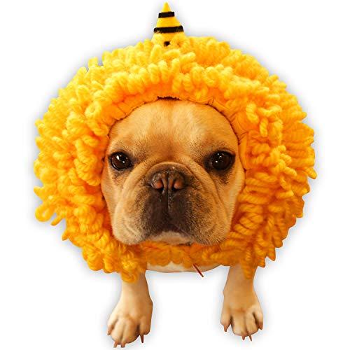 DogMarine 개 ヅラ 방 황 악마 개 ヅラ L 사이즈 / DogMarine Dog Zura Ya Yellow Demon Dog Zura Large Size